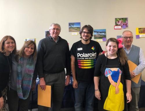David Bouchard Hosts Art Show at Family Support Center