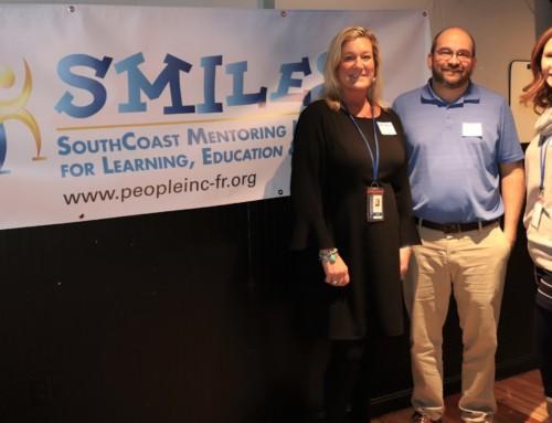 SMILES Program Holds Mentor Mingle for National Mentoring Month