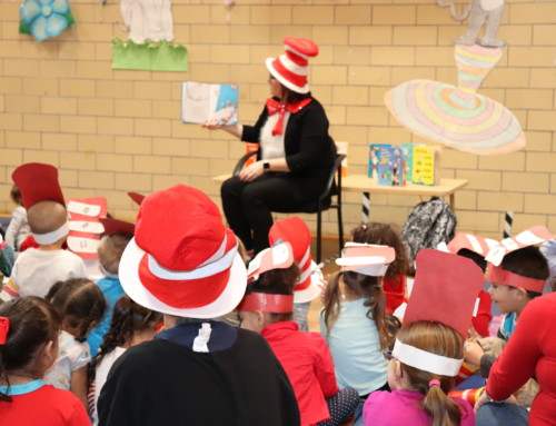 People Incorporated Preschool Celebrates Read Across America Day